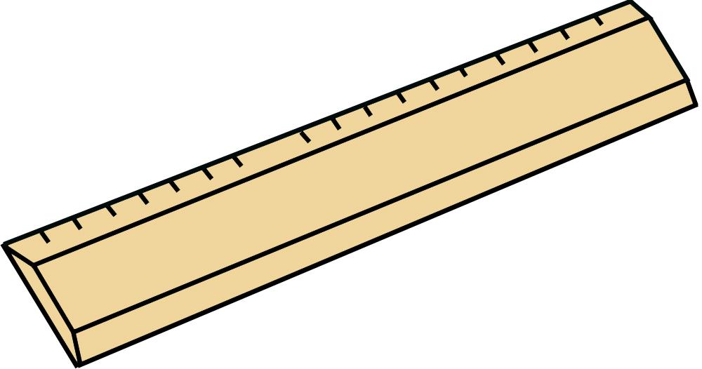 Centimeter Ruler Clipart.