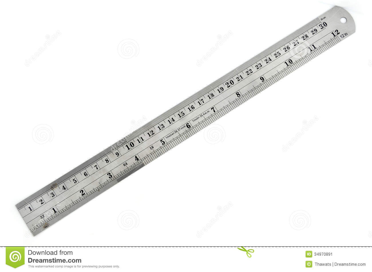 Cm ruler clipart.