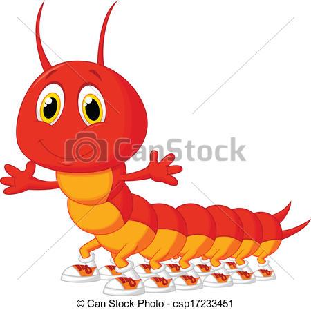 Centipede Stock Illustration Images. 719 Centipede illustrations.