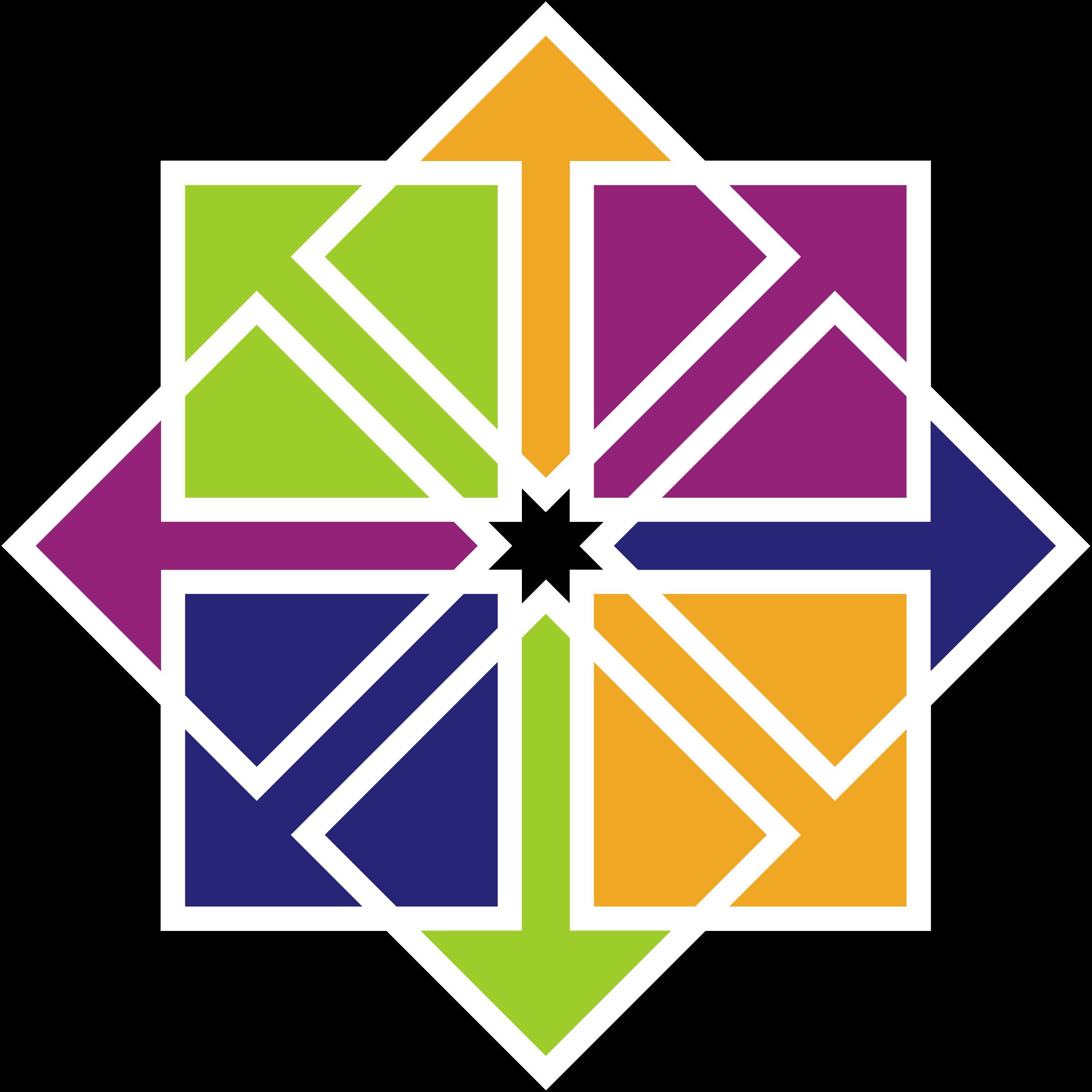 CentOS Logo PNG Transparent & SVG Vector.