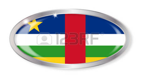 Flag Central African Republic Stock Vector Illustration And.