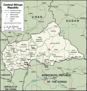 Central African Republic Clip Art Download.
