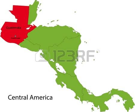 9,466 Central America Stock Vector Illustration And Royalty Free.