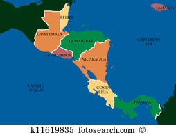 Central america Clip Art and Stock Illustrations. 3,721 central.