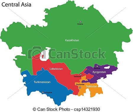Central asia Stock Illustration Images. 4,992 Central asia.