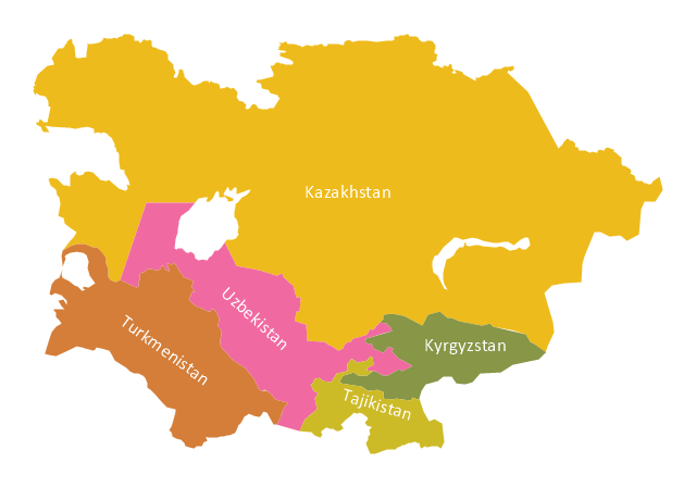 North Asia.