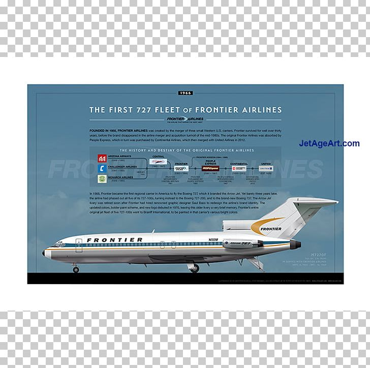 Airline Boeing 727 Wide.