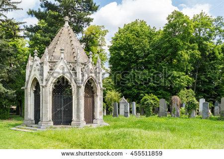 Cemetery Stock Photos, Royalty.