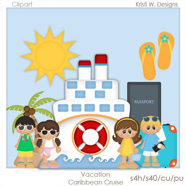 1000+ images about Kristi W. Vacation Clipart on Pinterest.