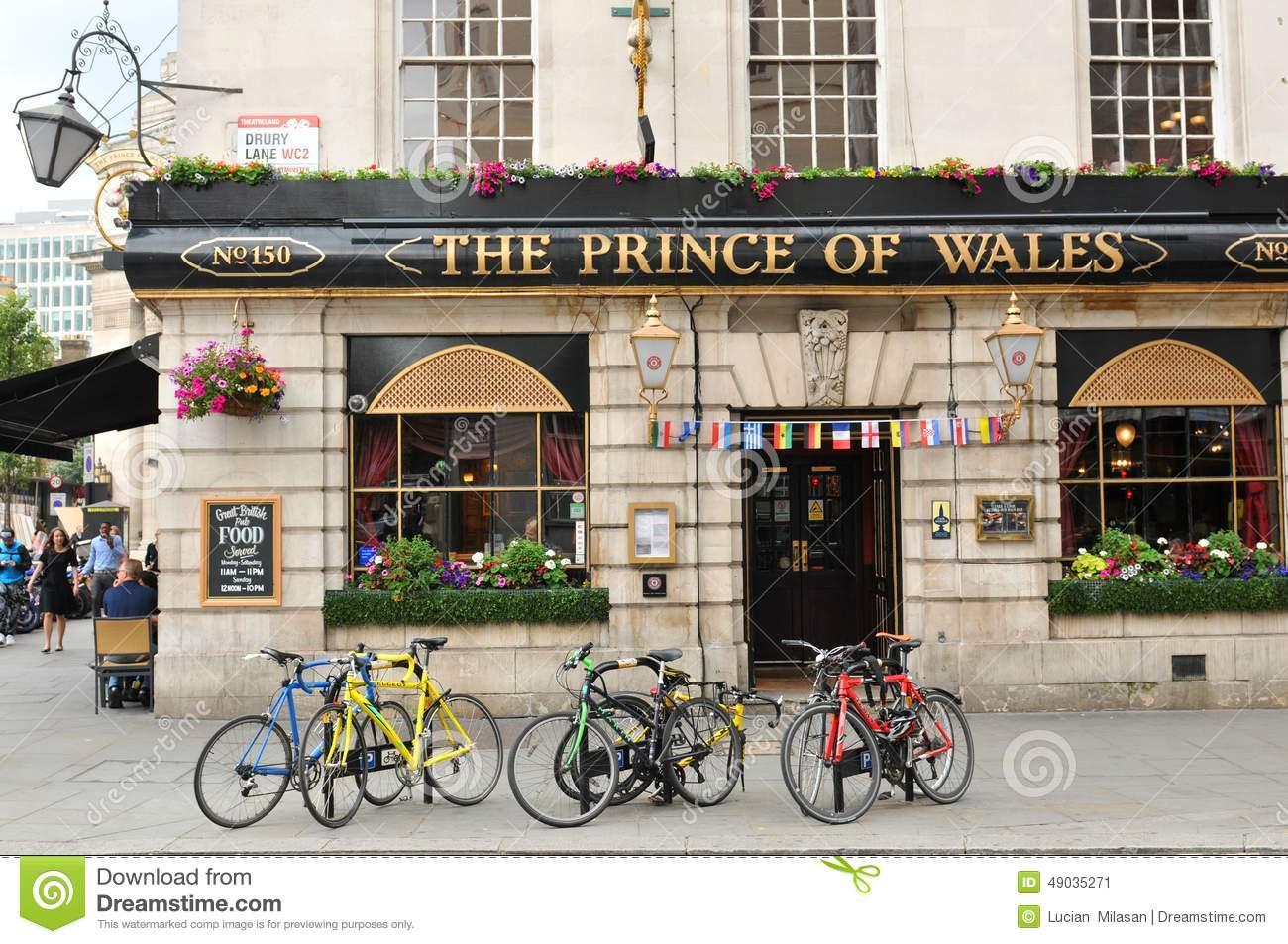British Pub Clipart.