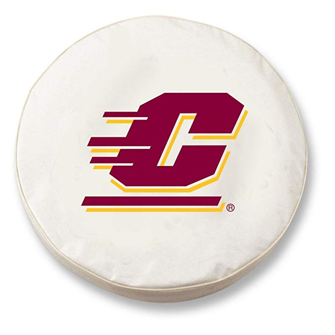 Amazon.com: HBS Central Michigan Tire Cover with Chippewas.