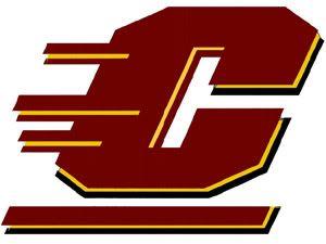central michigan university logo graphic.