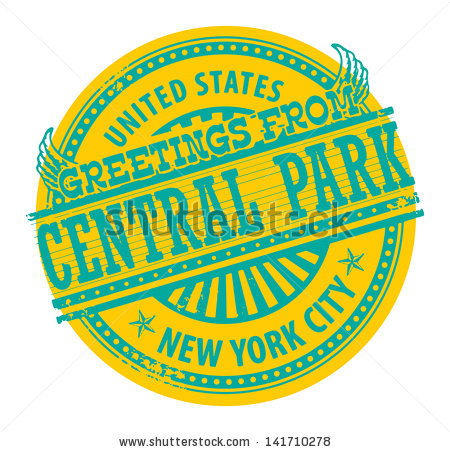 Central Park Stock Vectors, Images & Vector Art.