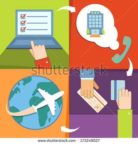 Reservation Icon Stock Images, Royalty.