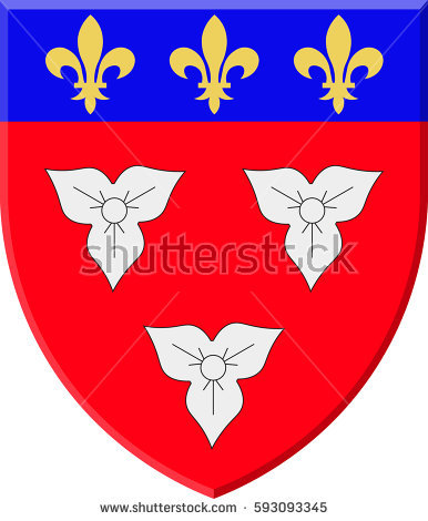 French Coat Of Arms Stock Photos, Royalty.