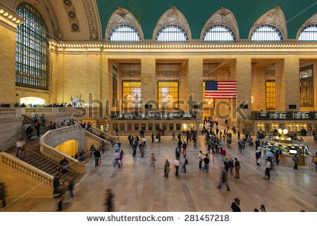 Grand Central Station Stock Photos, Royalty.