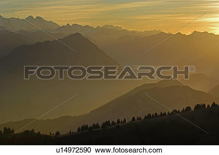 Stock Photography of huwiler, atmosphere, Central Switzerland.