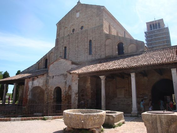 Basilica di Santa Maria Assunta, Torcello island, Venice (Italy.