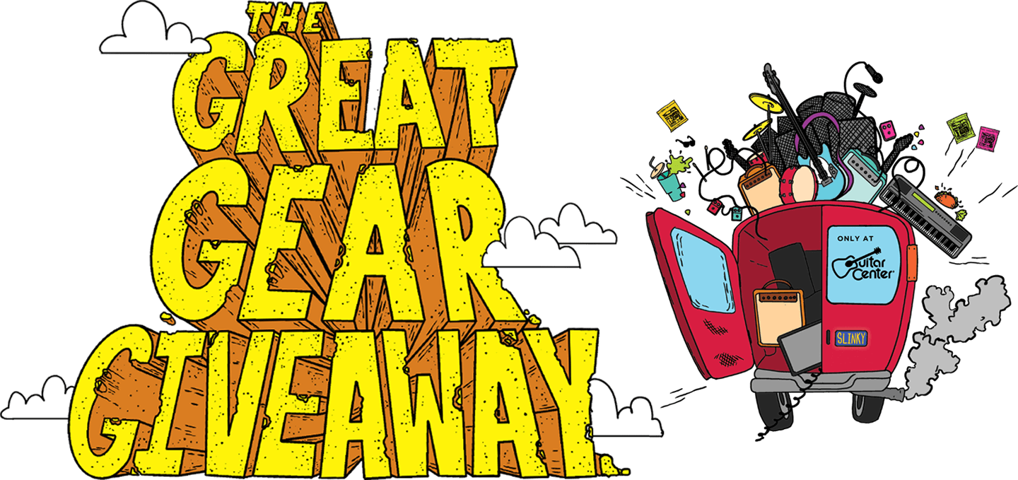 The Great Gear Giveaway.