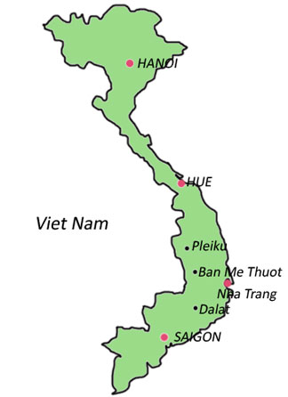 Ban Me Thuot, Vietnam/Vietnam.