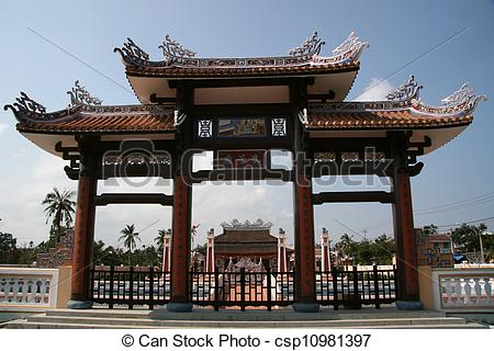 Stock Photographs of Temple.