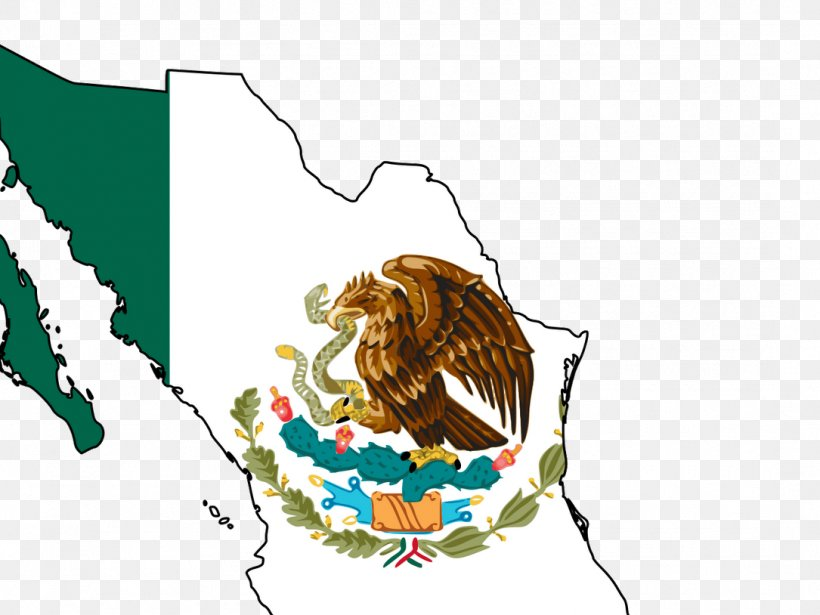 Flag Of Mexico First Mexican Empire Clip Art, PNG.