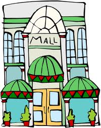 Mall Clip Art.