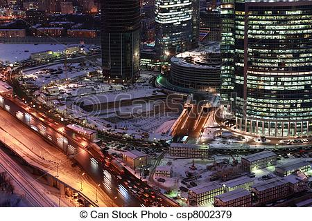 Stock Photographs of MOSCOW.