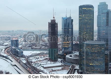 Stock Photography of MOSCOW.