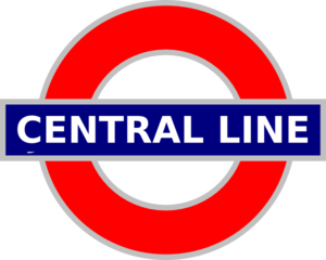Central Line Clip Art at Clker.com.