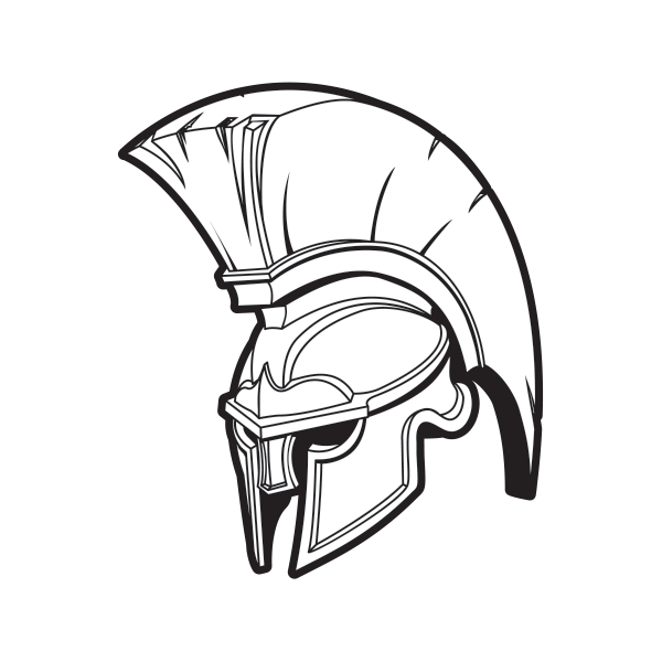 Spartan clipart centurion helmet, Picture #2067139 spartan.
