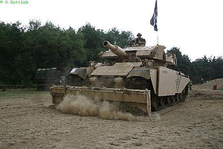 Centurion (tank).