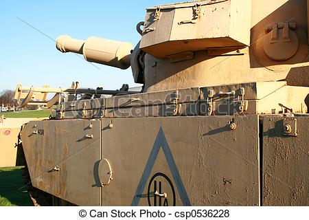 Pictures of Centurion Tank.