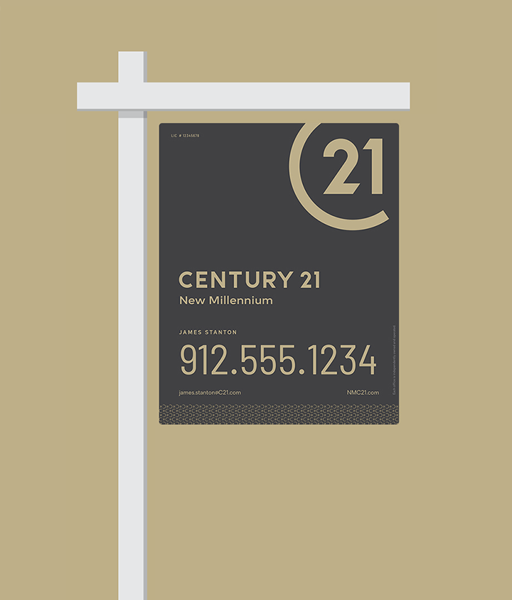 Introducing the all new Century 21.
