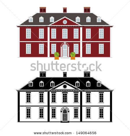 Mansion House Stock Vectors, Images & Vector Art.