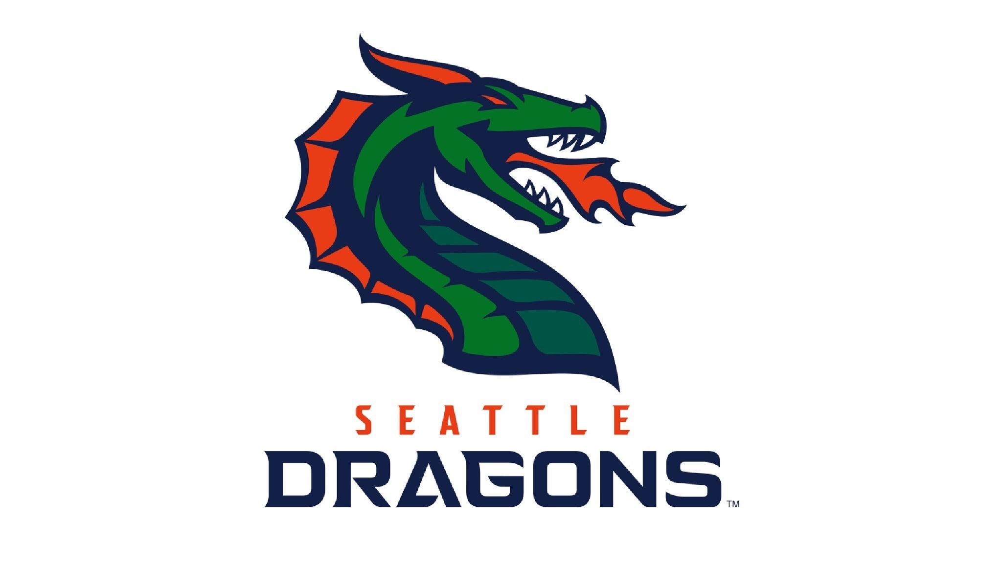 Seattle Dragons XFL 2020 Season at CenturyLink Field in.
