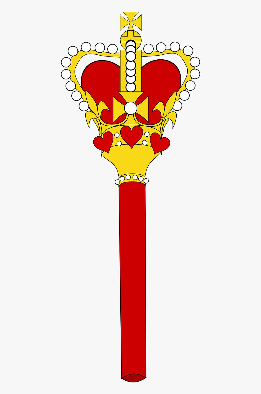 Sceptre Stick Staff.