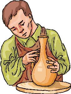 Ceramic Clipart.