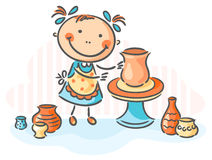 Ceramics clip art.
