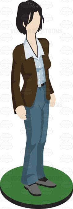 Doctor Pawn Figurine.