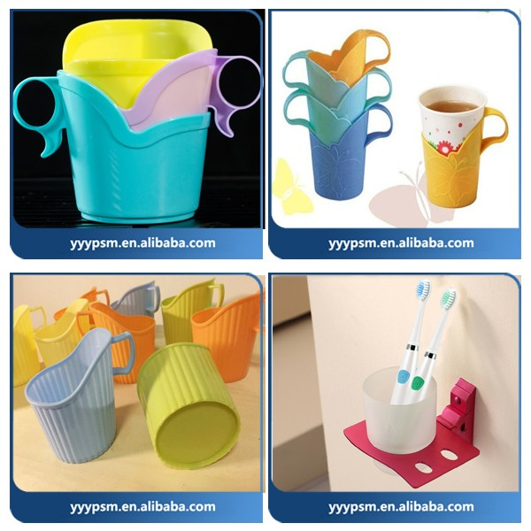 custom injection plastic cup holder mold ,plastic injecyion cup.