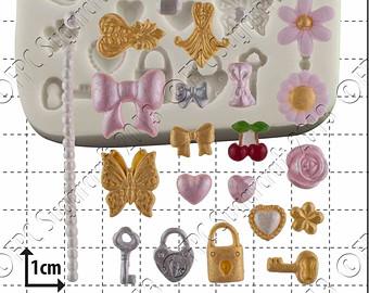 Molds for Ceramics & Pottery.