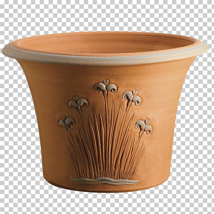 Ceramic Whichford Pottery Terracotta Flowerpot, ceramic pots.