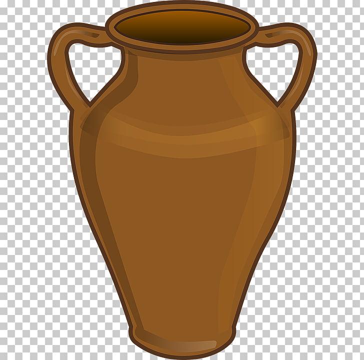 Pottery Potter\'s wheel Ceramic , pot PNG clipart.
