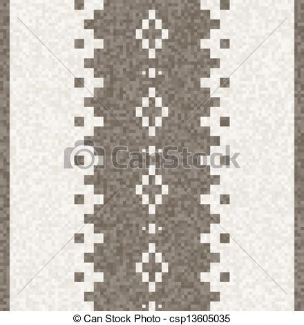 Vectors of Abstract ceramic wall background.