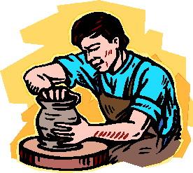 Ceramics Clipart.