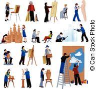 Ceramist Clipart and Stock Illustrations. 21 Ceramist vector EPS.