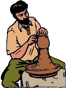 Pottery Clip Art Free.