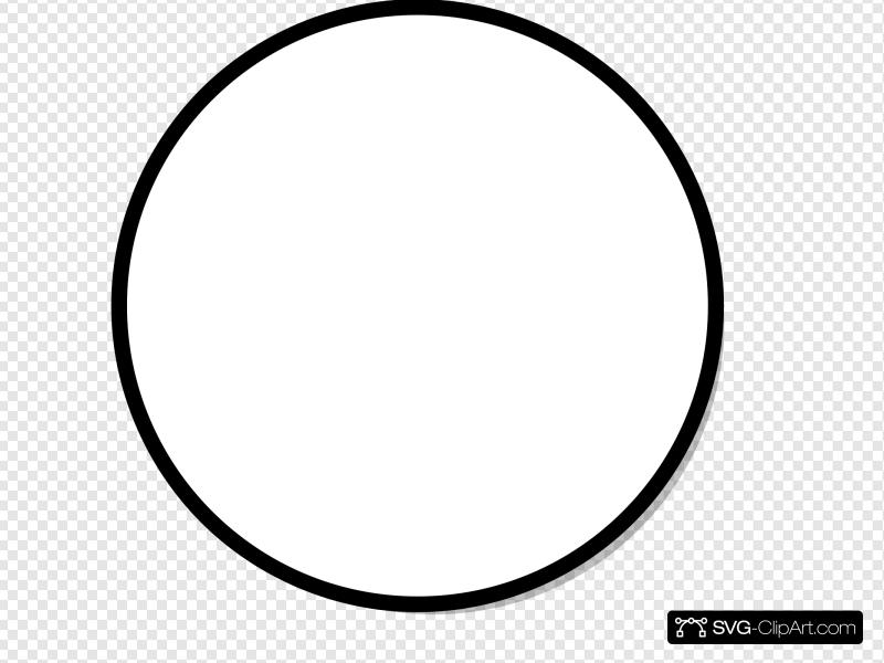Circle Clip art, Icon and SVG.