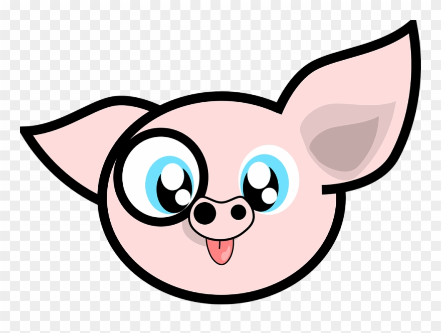 Dibujo Cerdo Png.